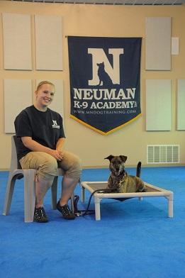 Mya Bowman - Dog Training Assistant