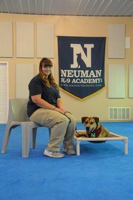 Kara Mauston - Dog Training Assistant